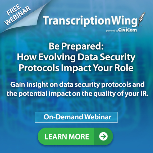 register for on-demand webinar on data security in investor relations